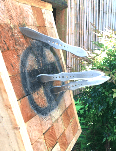 Gil Hibben Competition Throwing Knives