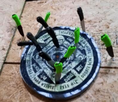 Perfect Point PAK-712-12 Testing