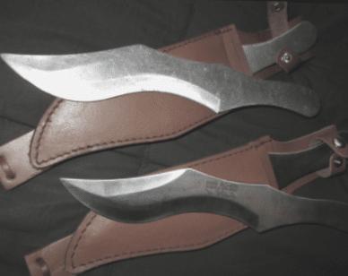 Magnum Bailey Bo-Kri Knife Holster